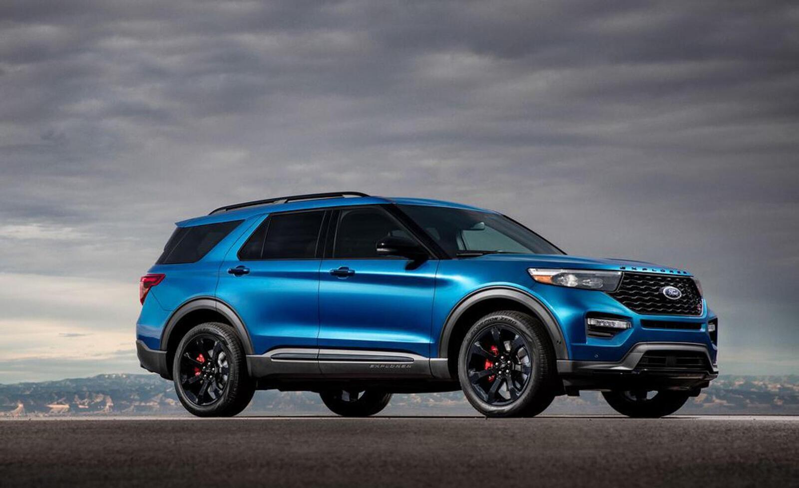 Ford giới thiệu Explorer ST 2020: Phiên bản mạnh nhất lắp máy V6 3.0L tăng áp 400 mã lực - Hình 11