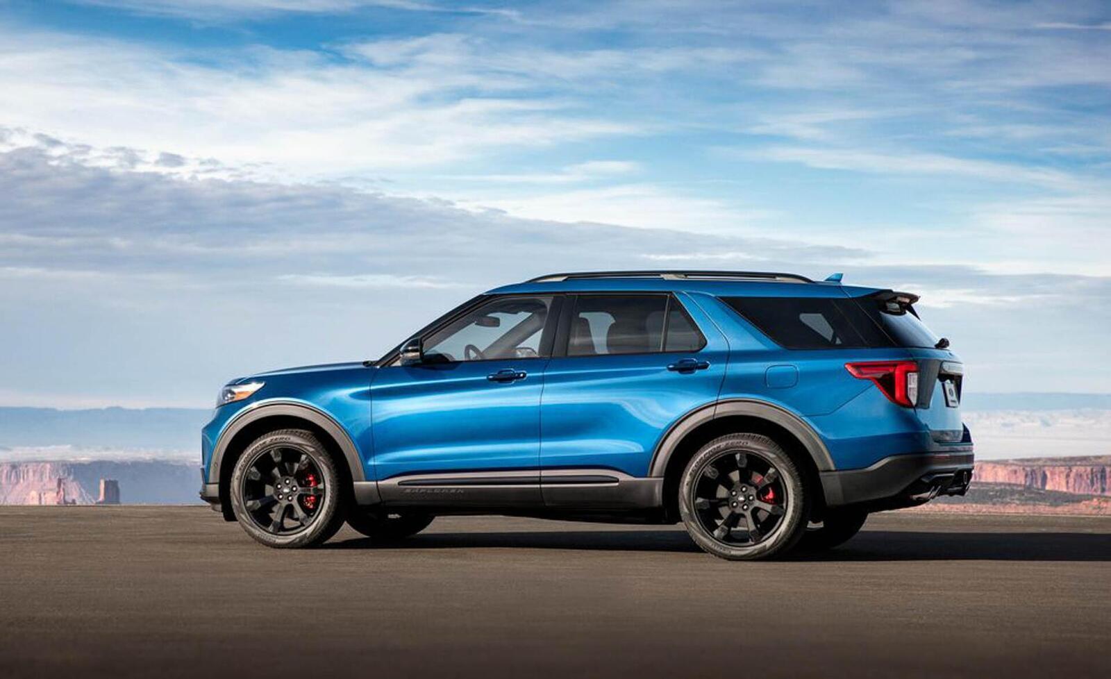 Ford giới thiệu Explorer ST 2020: Phiên bản mạnh nhất lắp máy V6 3.0L tăng áp 400 mã lực - Hình 12
