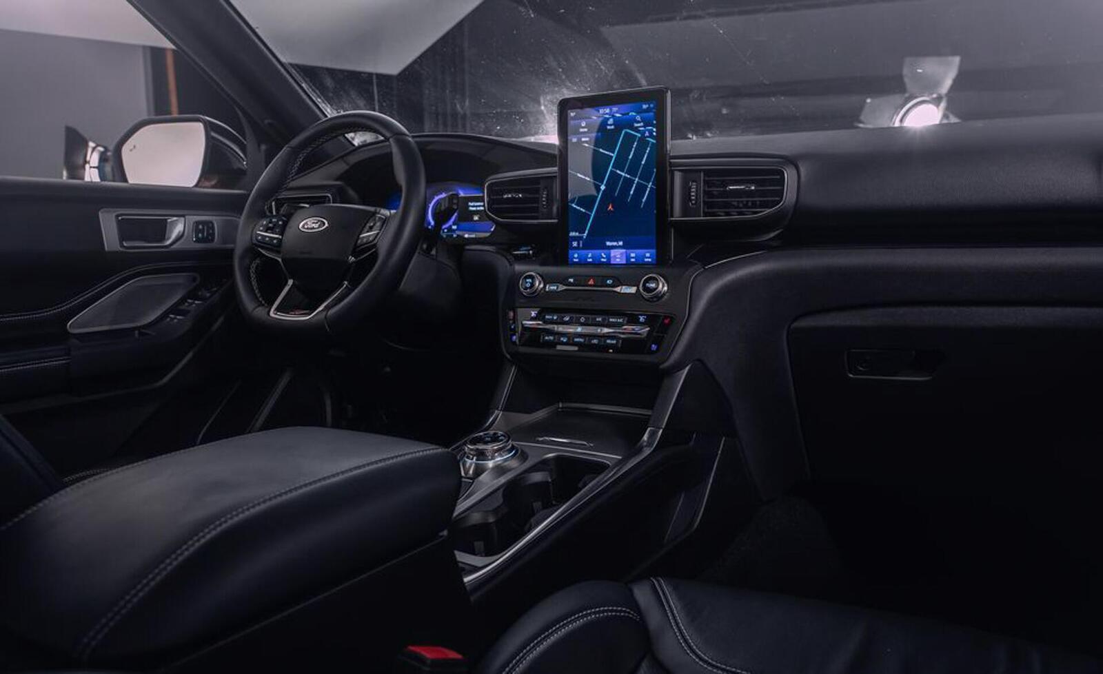 Ford giới thiệu Explorer ST 2020: Phiên bản mạnh nhất lắp máy V6 3.0L tăng áp 400 mã lực - Hình 13