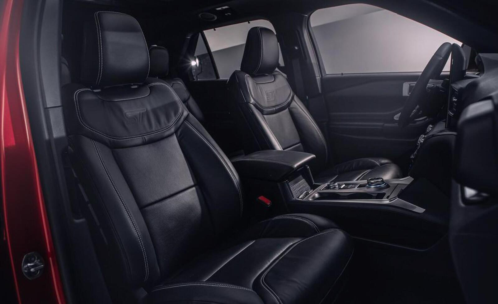 Ford giới thiệu Explorer ST 2020: Phiên bản mạnh nhất lắp máy V6 3.0L tăng áp 400 mã lực - Hình 14