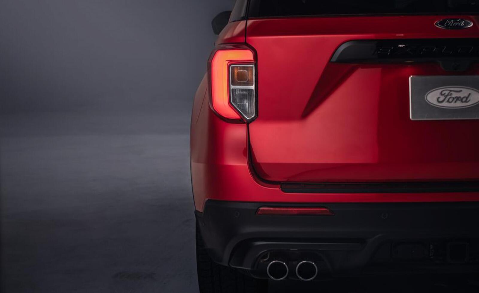 Ford giới thiệu Explorer ST 2020: Phiên bản mạnh nhất lắp máy V6 3.0L tăng áp 400 mã lực - Hình 17