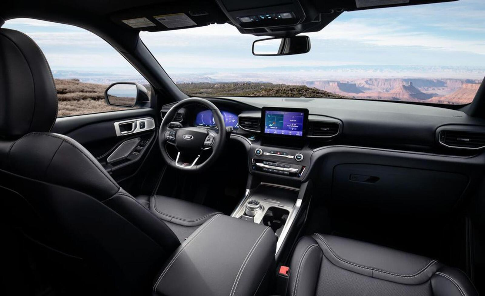 Ford giới thiệu Explorer ST 2020: Phiên bản mạnh nhất lắp máy V6 3.0L tăng áp 400 mã lực - Hình 18