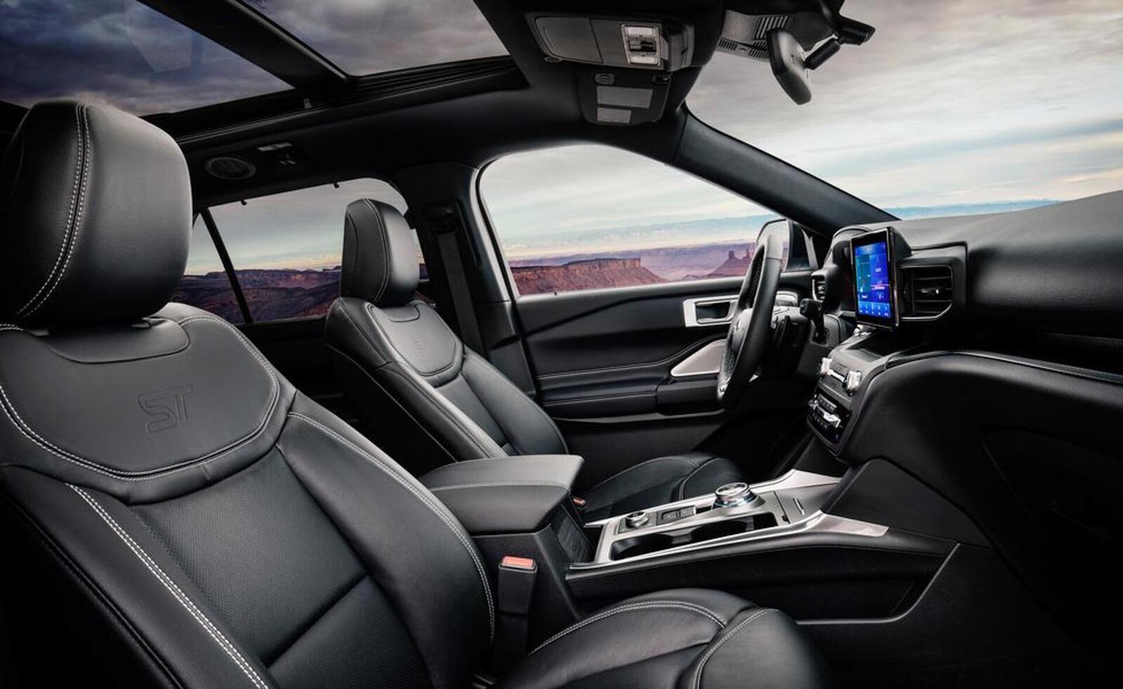 Ford giới thiệu Explorer ST 2020: Phiên bản mạnh nhất lắp máy V6 3.0L tăng áp 400 mã lực - Hình 19