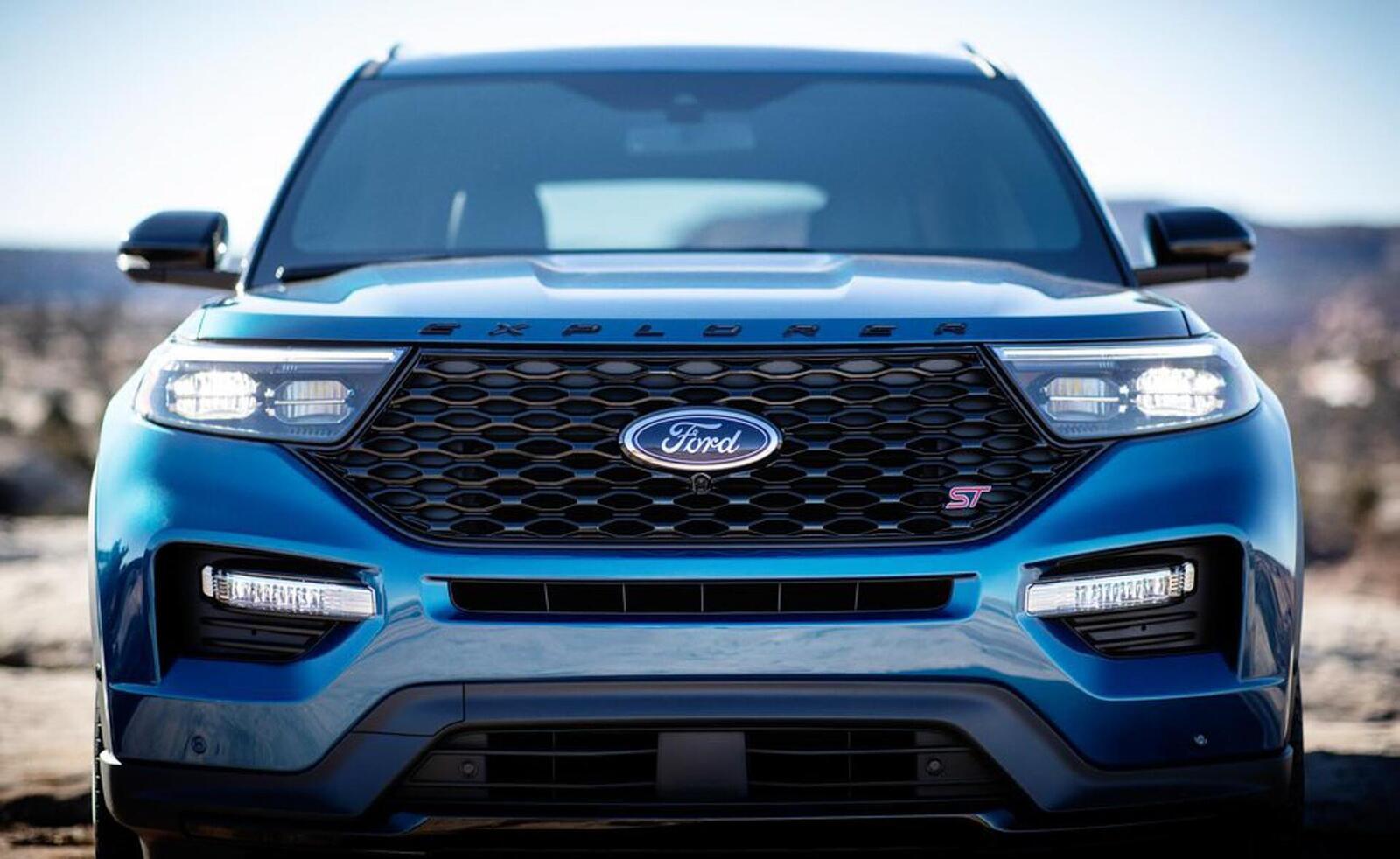 Ford giới thiệu Explorer ST 2020: Phiên bản mạnh nhất lắp máy V6 3.0L tăng áp 400 mã lực - Hình 23