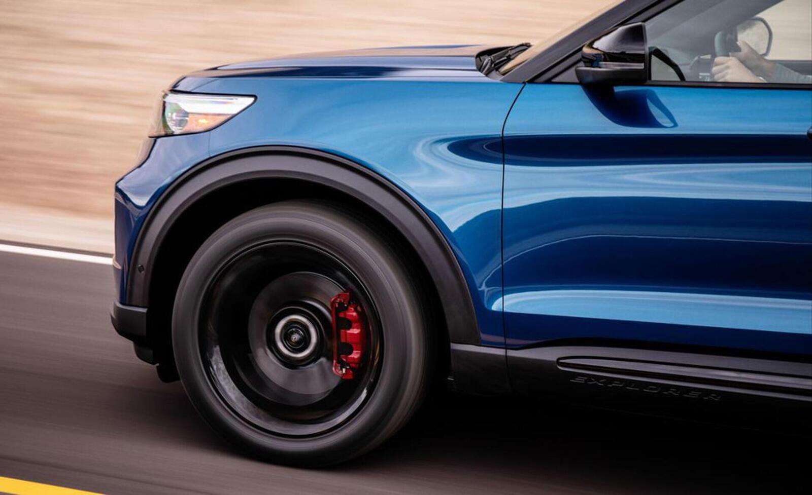 Ford giới thiệu Explorer ST 2020: Phiên bản mạnh nhất lắp máy V6 3.0L tăng áp 400 mã lực - Hình 25