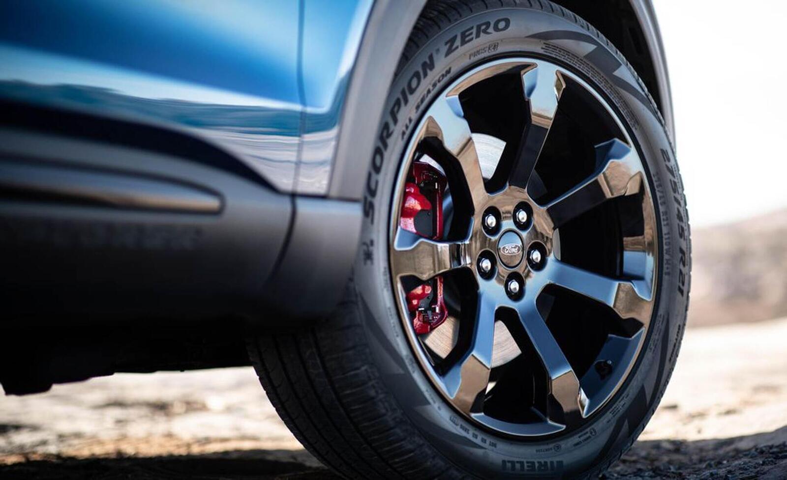 Ford giới thiệu Explorer ST 2020: Phiên bản mạnh nhất lắp máy V6 3.0L tăng áp 400 mã lực - Hình 26