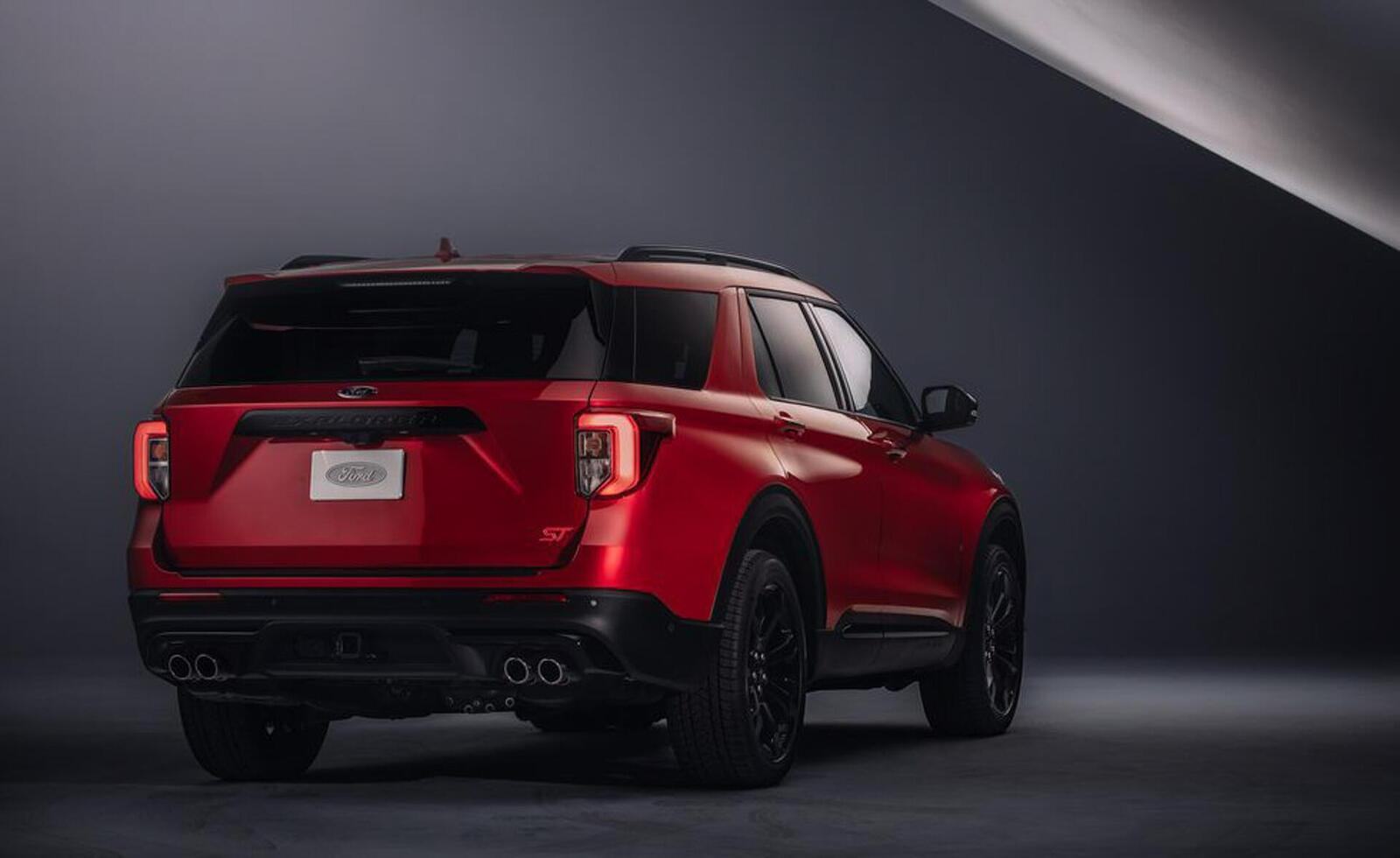 Ford giới thiệu Explorer ST 2020: Phiên bản mạnh nhất lắp máy V6 3.0L tăng áp 400 mã lực - Hình 4