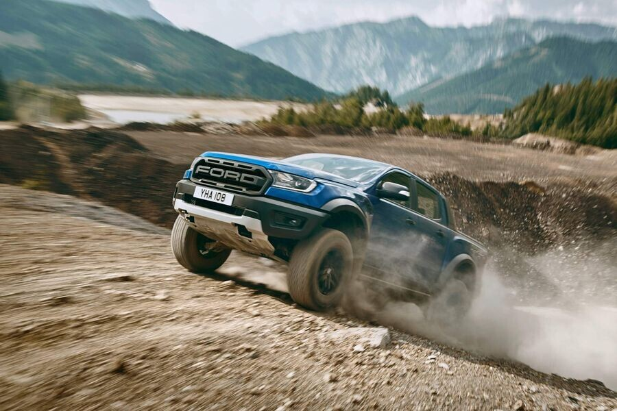 Ford ra mắt cấu hình offroad cho Ranger Raptor tại châu Âu - Hình 1