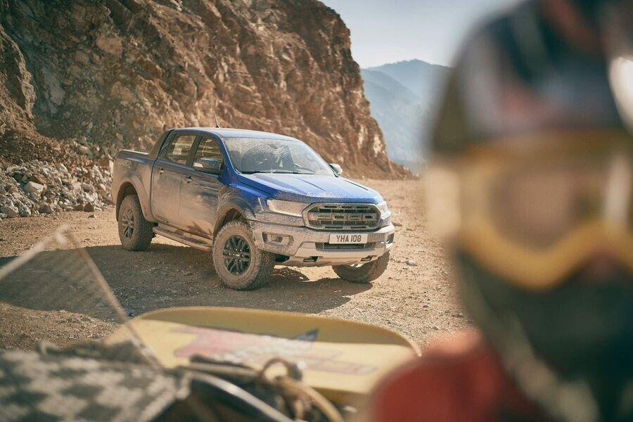 Ford ra mắt cấu hình offroad cho Ranger Raptor tại châu Âu - Hình 4