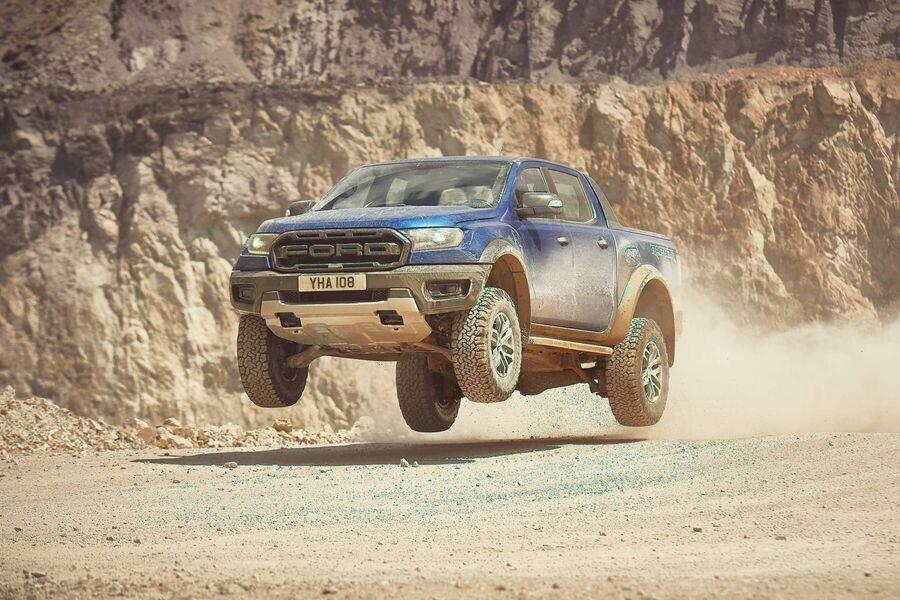 Ford ra mắt cấu hình offroad cho Ranger Raptor tại châu Âu - Hình 5
