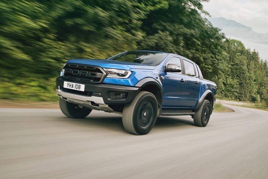 Ford ra mắt cấu hình offroad cho Ranger Raptor tại châu Âu - Hình 6