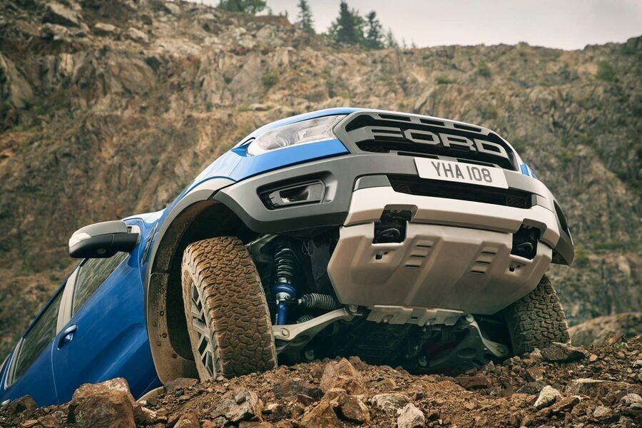 Ford ra mắt cấu hình offroad cho Ranger Raptor tại châu Âu - Hình 7