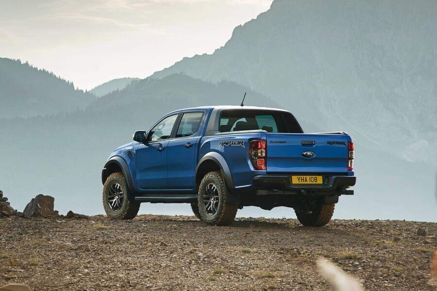 Ford ra mắt cấu hình offroad cho Ranger Raptor tại châu Âu - Hình 8