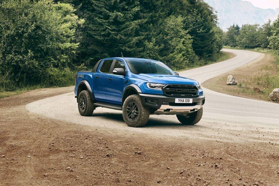Ford ra mắt cấu hình offroad cho Ranger Raptor tại châu Âu - Hình 9