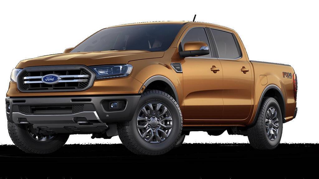 Ford Ranger 2019 lộ cấu hình chính thức, giá từ 24.000 USD - Hình 1
