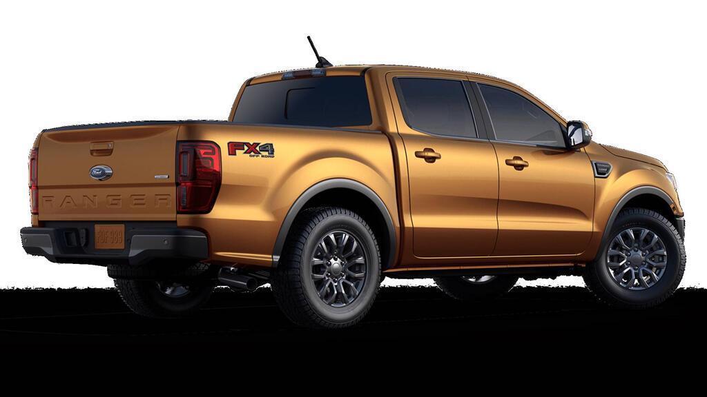 Ford Ranger 2019 lộ cấu hình chính thức, giá từ 24.000 USD - Hình 2