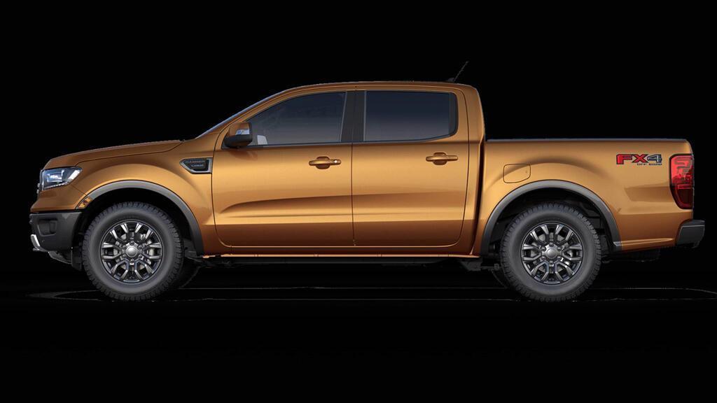 Ford Ranger 2019 lộ cấu hình chính thức, giá từ 24.000 USD - Hình 3