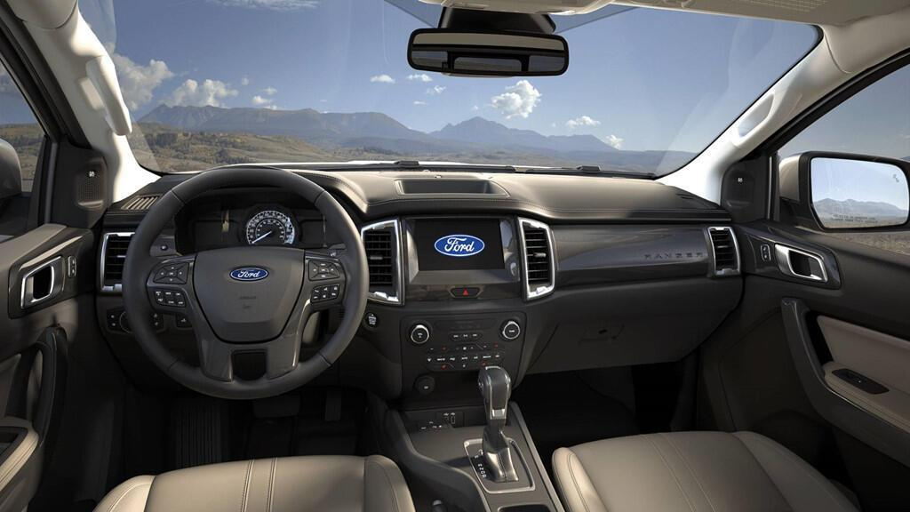 Ford Ranger 2019 lộ cấu hình chính thức, giá từ 24.000 USD - Hình 4