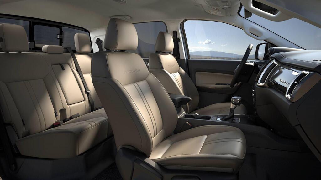 Ford Ranger 2019 lộ cấu hình chính thức, giá từ 24.000 USD - Hình 5