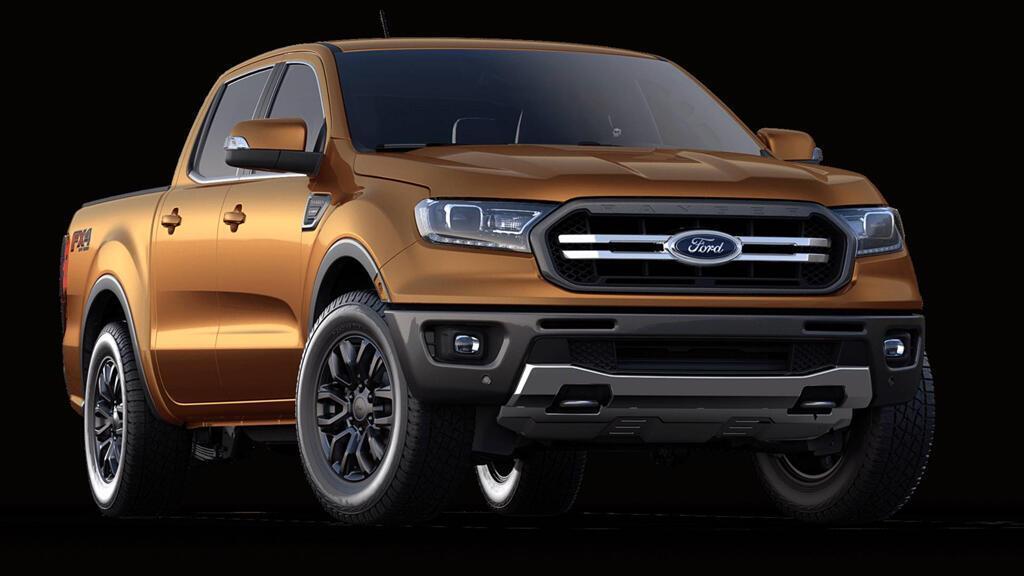 Ford Ranger 2019 lộ cấu hình chính thức, giá từ 24.000 USD - Hình 6