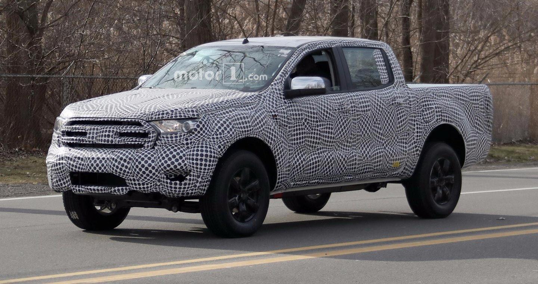 """Ford Ranger 2019: Sự trở lại của """"kẻ dẫn đầu"""" - Hình 1"""