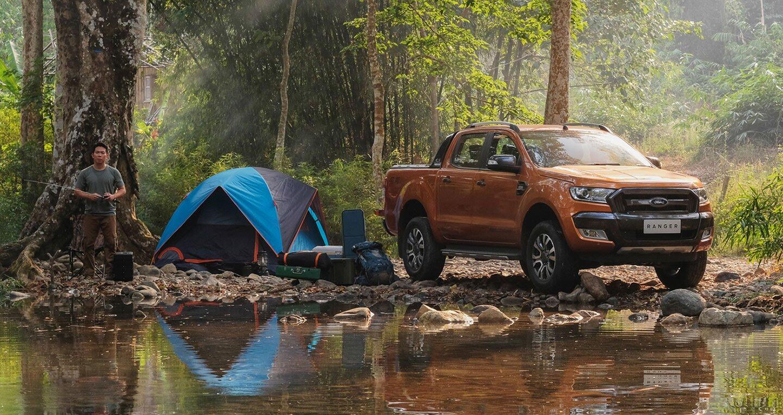 """Ford Ranger """"làm mưa, làm gió"""" tại châu Á – Thái Bình Dương - Hình 1"""