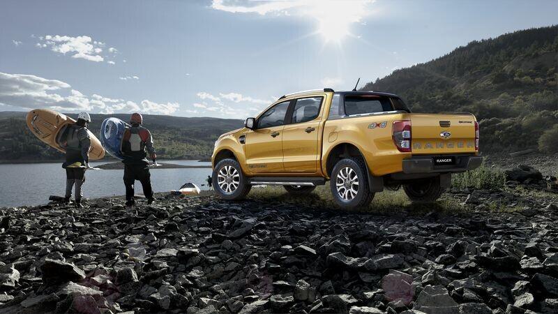Ford Ranger mới mạnh mẽ hơn, an toàn hơn giá từ 630 triệu VNĐ chính thức mở bán tại Việt Nam - Hình 1