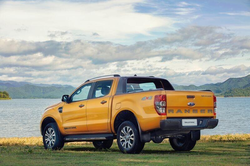 Ford Ranger mới mạnh mẽ hơn, an toàn hơn giá từ 630 triệu VNĐ chính thức mở bán tại Việt Nam - Hình 12