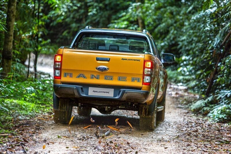 Ford Ranger mới mạnh mẽ hơn, an toàn hơn giá từ 630 triệu VNĐ chính thức mở bán tại Việt Nam - Hình 15