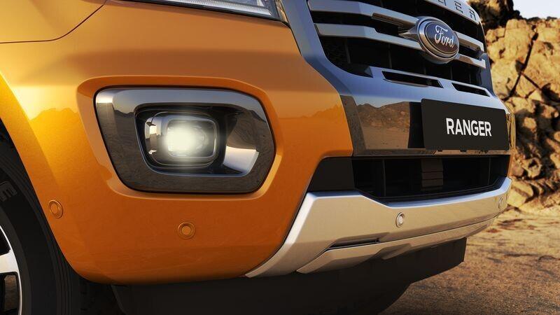 Ford Ranger mới mạnh mẽ hơn, an toàn hơn giá từ 630 triệu VNĐ chính thức mở bán tại Việt Nam - Hình 17