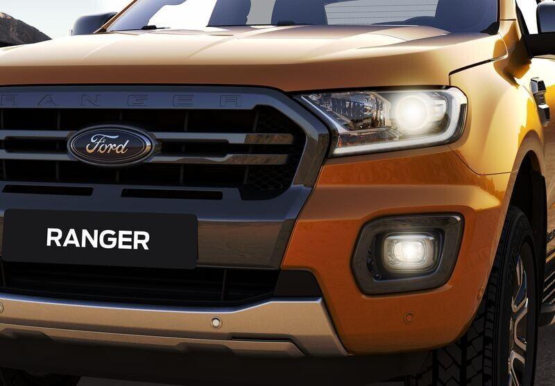Ford Ranger mới mạnh mẽ hơn, an toàn hơn giá từ 630 triệu VNĐ chính thức mở bán tại Việt Nam - Hình 19