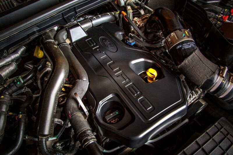 Ford Ranger mới mạnh mẽ hơn, an toàn hơn giá từ 630 triệu VNĐ chính thức mở bán tại Việt Nam - Hình 2