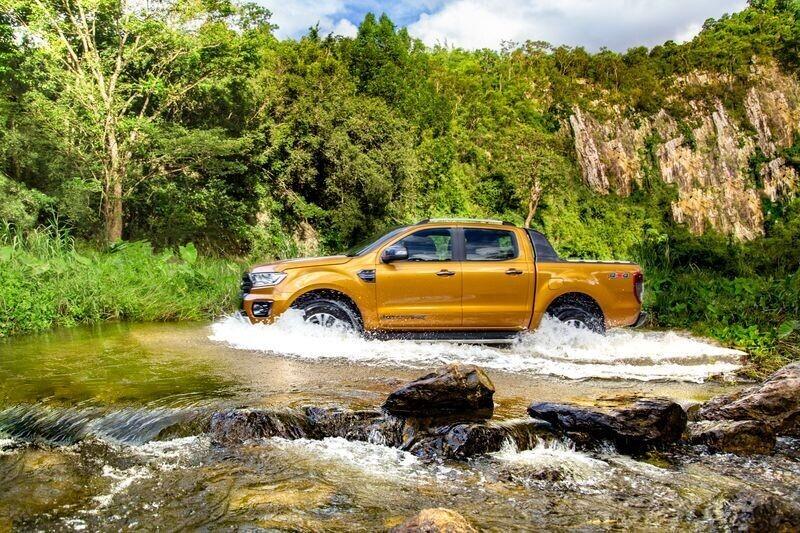 Ford Ranger mới mạnh mẽ hơn, an toàn hơn giá từ 630 triệu VNĐ chính thức mở bán tại Việt Nam - Hình 20