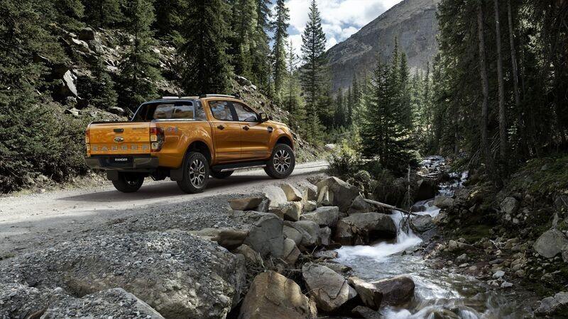 Ford Ranger mới mạnh mẽ hơn, an toàn hơn giá từ 630 triệu VNĐ chính thức mở bán tại Việt Nam - Hình 4