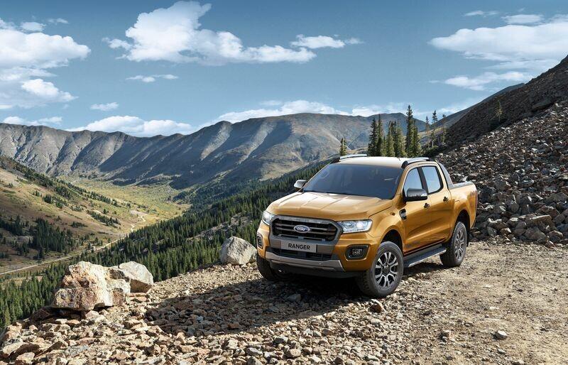 Ford Ranger mới mạnh mẽ hơn, an toàn hơn giá từ 630 triệu VNĐ chính thức mở bán tại Việt Nam - Hình 5