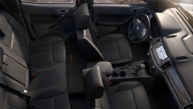 Ford Ranger mới mạnh mẽ hơn, an toàn hơn giá từ 630 triệu VNĐ chính thức mở bán tại Việt Nam - Hình 6