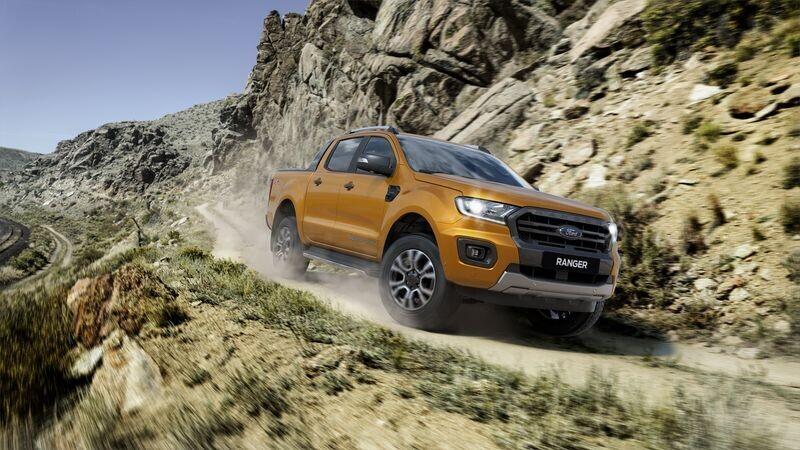 Ford Ranger mới mạnh mẽ hơn, an toàn hơn giá từ 630 triệu VNĐ chính thức mở bán tại Việt Nam - Hình 8