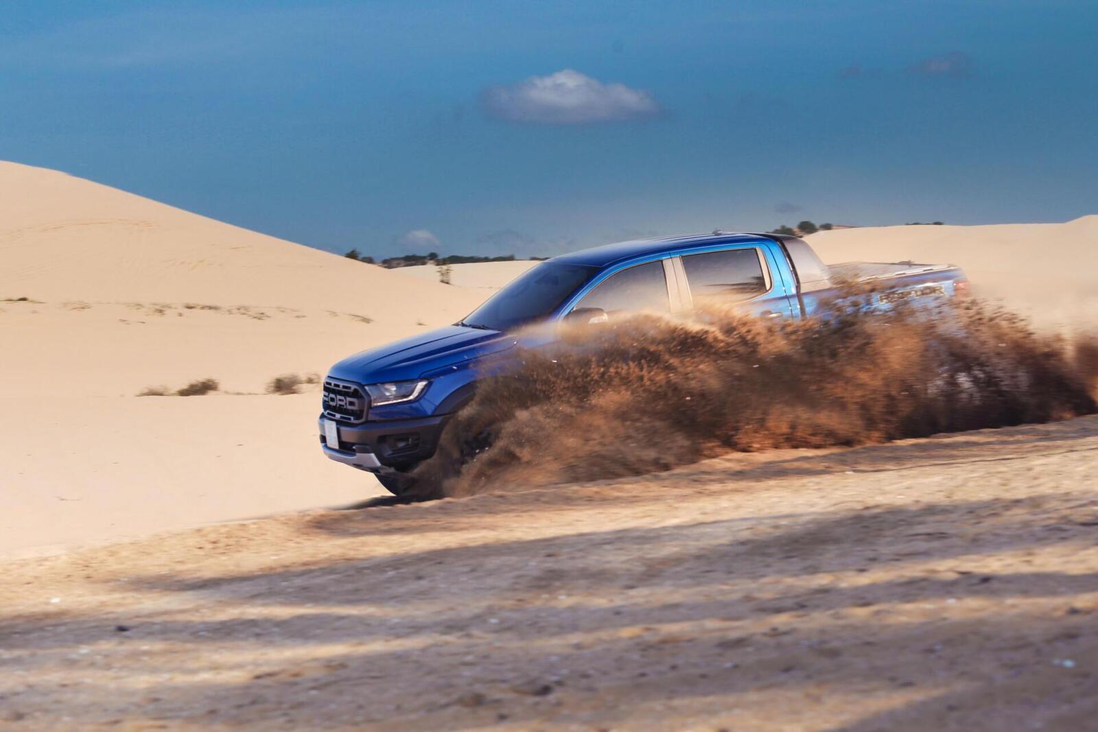 Ford Ranger Raptor – kẻ chinh phục mọi thách thức - Hình 2