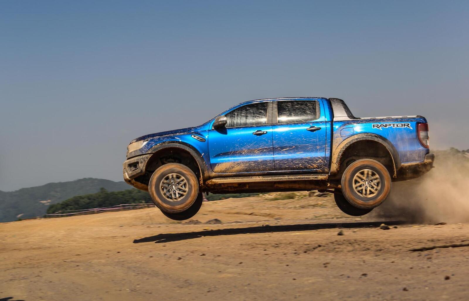 Ford Ranger Raptor – kẻ chinh phục mọi thách thức - Hình 4