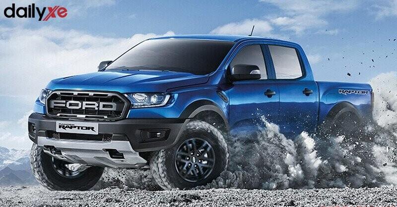 Tổng quan Ford Ranger Raptor