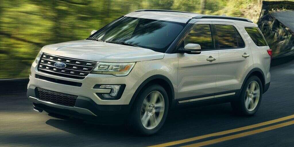 Ford triệu hồi 1,2 triệu chiếc Explorer vì lỗi hệ thống treo - Hình 1