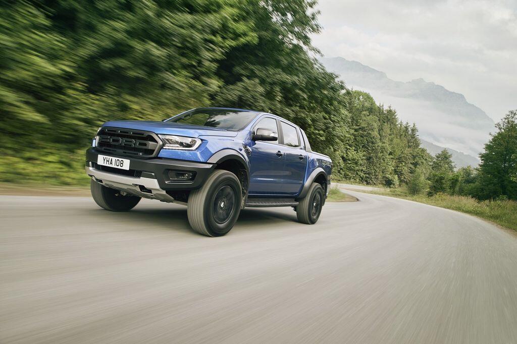Ford vén màn Ranger Raptor bản châu Âu tại Gamescom trước thềm ra mắt - Hình 1