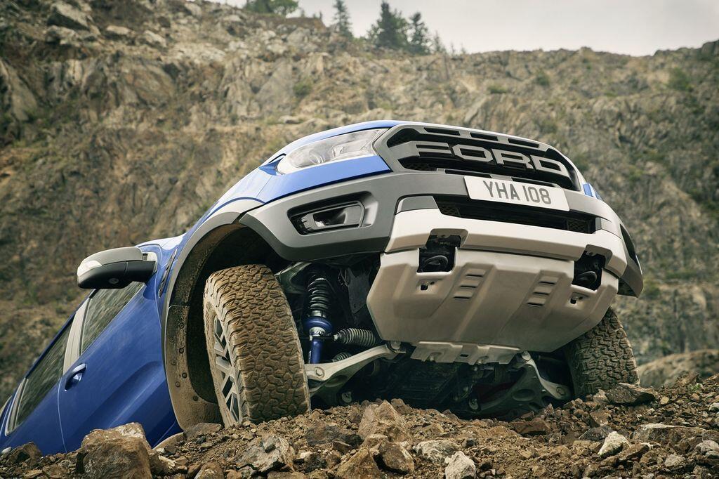 Ford vén màn Ranger Raptor bản châu Âu tại Gamescom trước thềm ra mắt - Hình 2