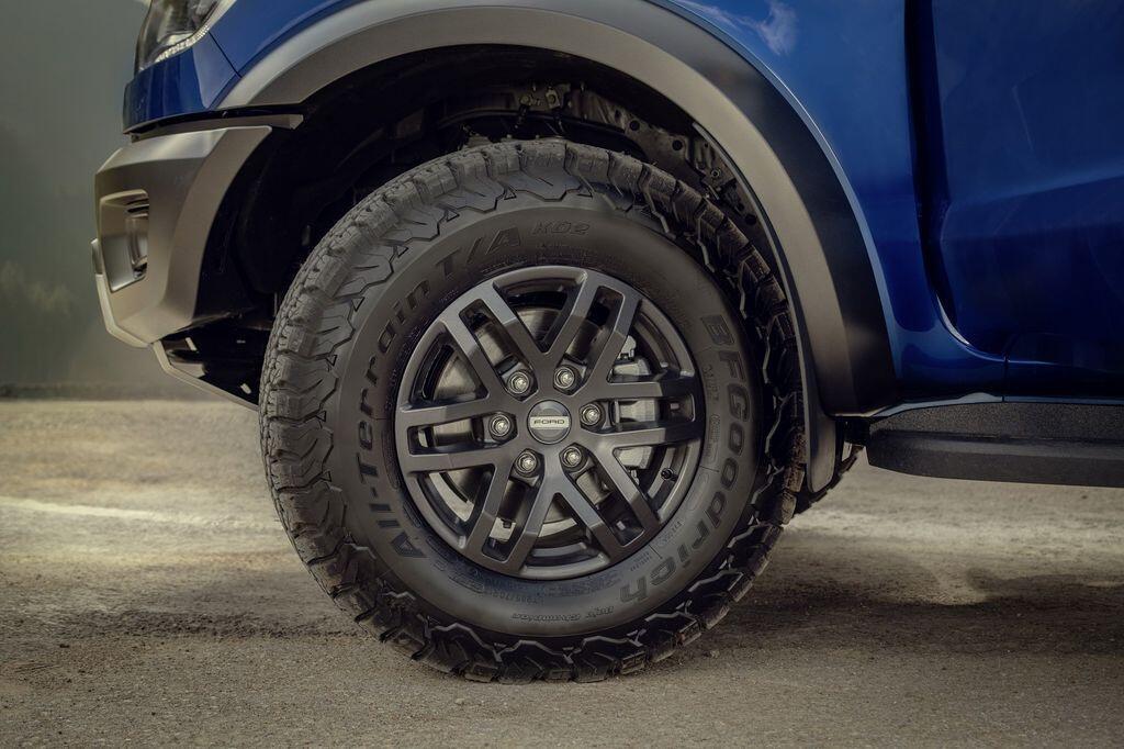 Ford vén màn Ranger Raptor bản châu Âu tại Gamescom trước thềm ra mắt - Hình 3