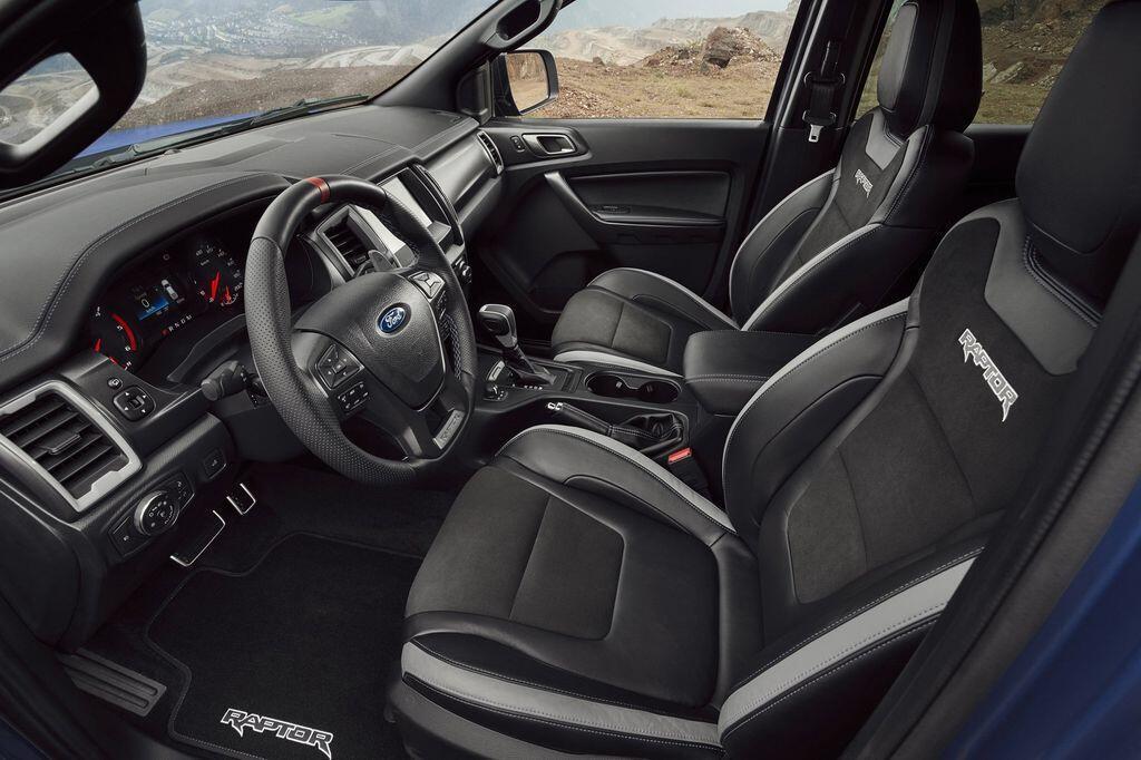 Ford vén màn Ranger Raptor bản châu Âu tại Gamescom trước thềm ra mắt - Hình 4