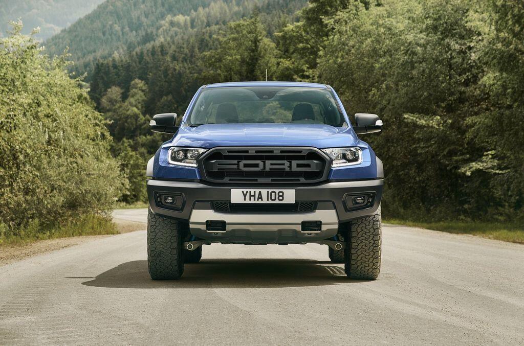 Ford vén màn Ranger Raptor bản châu Âu tại Gamescom trước thềm ra mắt - Hình 5