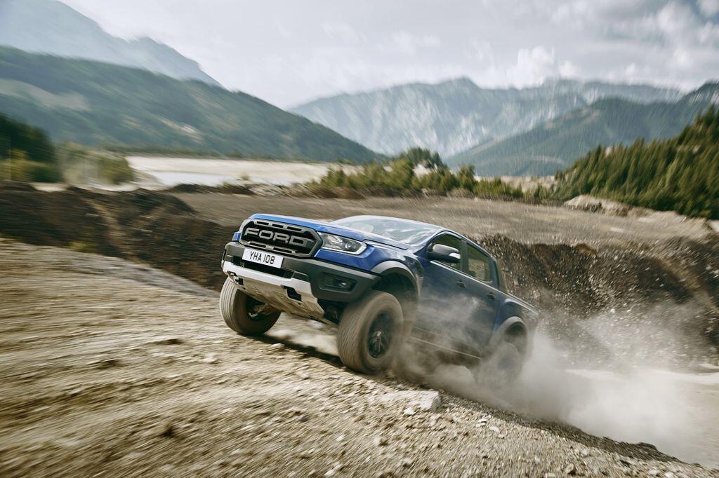 Ford vén màn Ranger Raptor bản châu Âu tại Gamescom trước thềm ra mắt - Hình 6