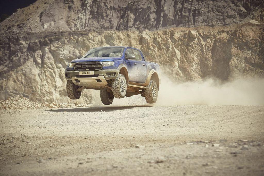 Ford vén màn Ranger Raptor bản châu Âu tại Gamescom trước thềm ra mắt - Hình 7