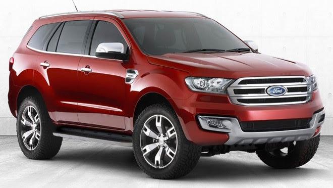 Ford Việt Nam bác bỏ tin giảm giá kịch sàn xe Everest - Hình 2
