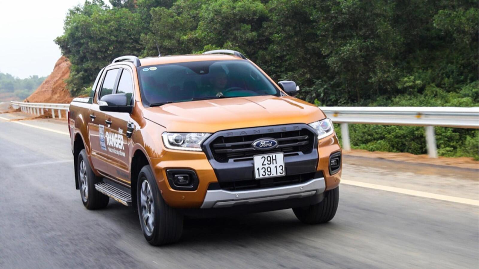 Ford Việt Nam bán hơn 1.900 chiếc Ranger mới trong tháng 12/2018 vừa qua - Hình 1